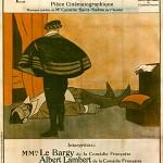 """Filmplakat """"Die Ermordung des Herzogs von Guise"""""""