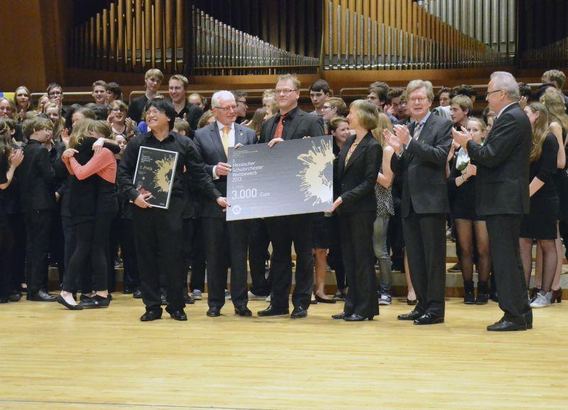 Musterschule Frankfurt Gewinnt Hessischen Schulorchesterwettbewerb