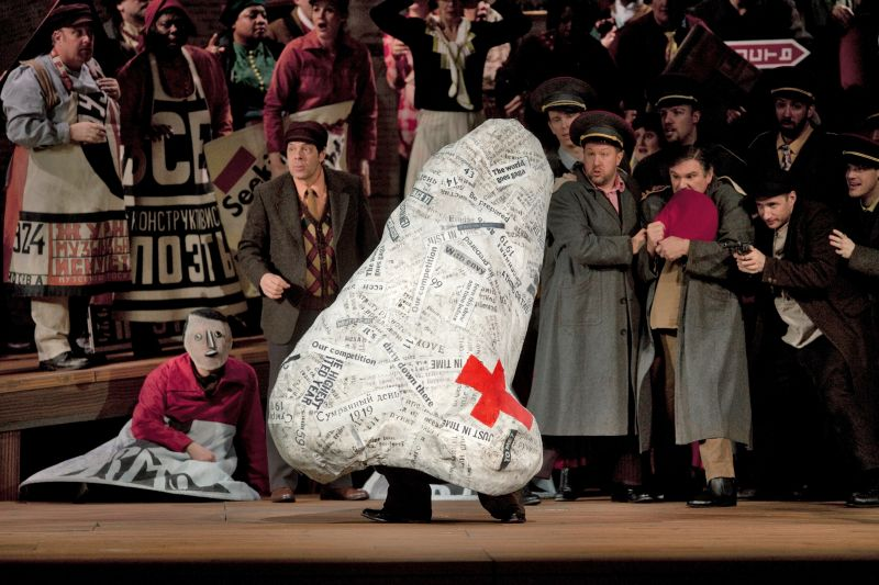 Schostakowitsch-Oper