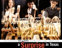 "DVD-Cover ""A Surprise in Texas"""