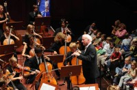 Schülerkonzert mit Gerd Albrecht