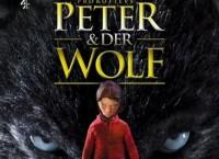 """DVD-Cover """"Peter und der Wolf"""""""