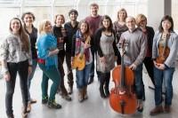 Teilnehmer der Festival-Akademie