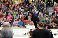 hr-Sinfonieorchester auf Schultour