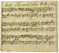 Bach-Orgelstück