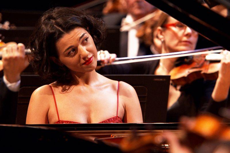 Pianistin Georgien