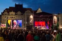 Open-Air-Konzert beim Bachfest Leipzig