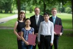 Stipendiaten der Bechstein Stiftung