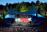 Berliner Philharmoniker in der Waldbühne