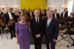 Deutsche Kammerphilharmonie Bremen beim Bundespräsidenten
