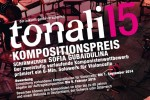 TONALi Kompositionspreis Plakat-AB