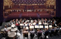WDR Sinfonieorchester probt