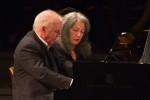 Martha Argerich & Daniel Barenboim