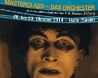Plakat Masterclass