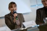 Organisatorin Elisabeth Kozik