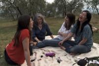 Martha Argerich mit ihren Töchtern