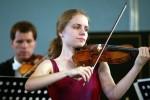 Julia Fischer mit BR-Kammerorchester