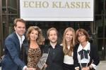 Pressekonferenz ECHO Klassik 2014 in der Philharmonie im Gasteig in MŸnchen am 24.10.2014