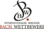 Logo Bach-Wettbewerb
