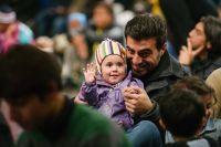 Familienkonzert für Flüchtlinge