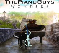 "CD-Cover ""Wonders"""