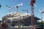 Baustelle Pariser Philharmonie