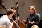 Probe der Deutschen Streicherphilharmonie