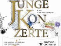 Junge Konzerte des hr-Sinfonieorchesters