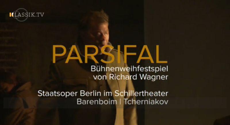 Bildergebnis für berlin staatsoper parsifal