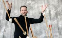 Schlagzeuger Marcel Richter