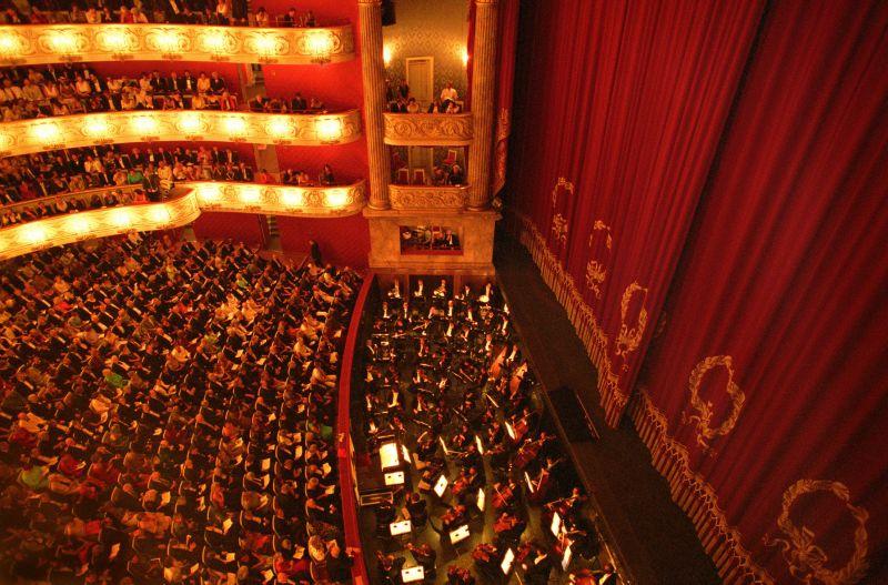 Мюнхенская опера