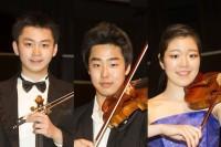 Preisträger Geige