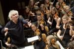 Simon Rattle Schulorchestertreffen-AB