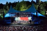 Berliner Philharmoniker, Waldbühne