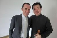 Igor Levit und Ning Feng