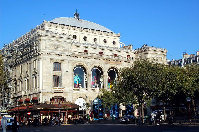 Hotel Les Theatres Parigi