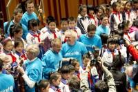 Berliner Philharmoniker als Unicef-Botschafter