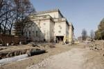 Baustelle Berliner Staatsoper