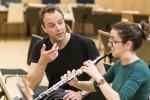Coaching einer BYP-Musikerin