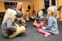 Kinder machen Musik