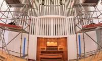 Große Orgel wird im Paulinum