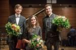 Preisträger Franz-Liszt-Klavierwettbewerb