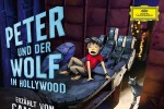 CD Peter und der Wolf in Hollywood-AB