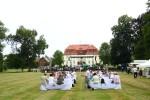 Konzert im Schlosspark Stechau