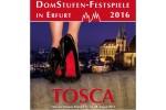 Plakat Domstufen-Festspiele