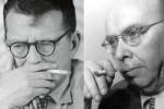 Dmitri Schostakowitsch, Hanns Eisler