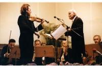 Daniel Hope und Yehudi Menuhin