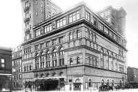 Carnegie Hall 1899