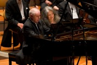 Martha Argerich und Daniel Barenboim