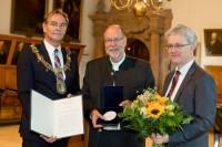 Verleihung Bach-Medaille